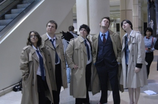 Doctor Whos at MegaCon 2012