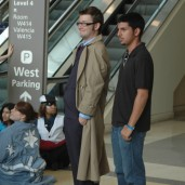 10th Doctor at MegaCon 2012