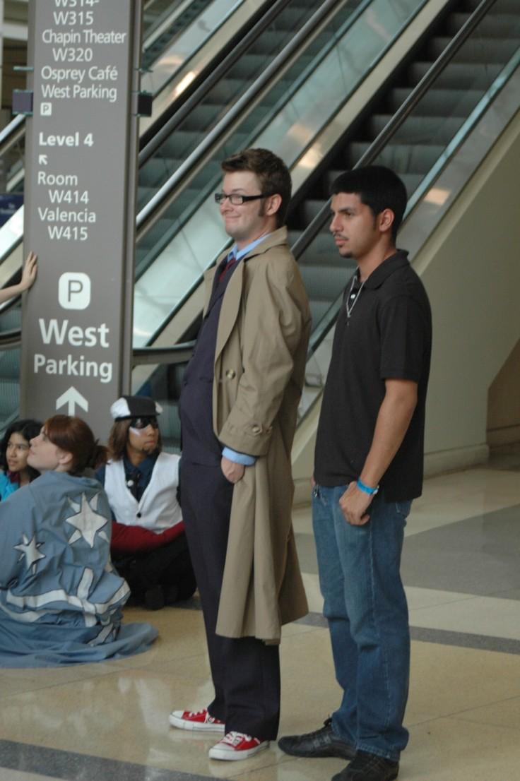 10th Doctor at MegaCon 2012
