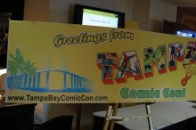 Tampa Bay Comic Con!