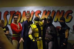 Justice League vs. Mortal Kombat