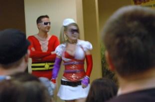 Harley Quinn from Arkham Ayslum
