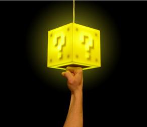 http://www.etsy.com/listing/90066890/interactive-8-bit-question-block-lamp