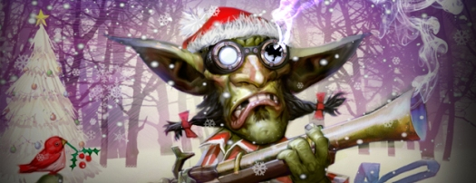 Feast of Winter Veil, image courtesy of Blizzard