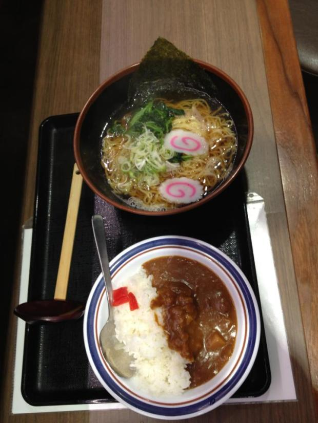 JapaneseRamen&Rice