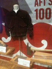 Ax and jacket from The Shining
