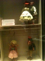 puppets from Sound of Music
