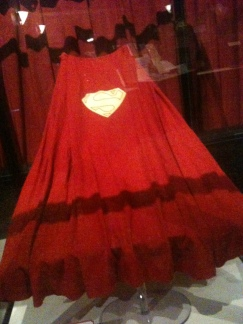 Superman's Cape from 1st movie