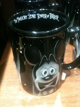 Tower of Terror Mug