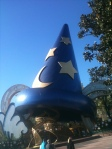 Icon of Hollywood Studios Mickey's Sorcerer Hat