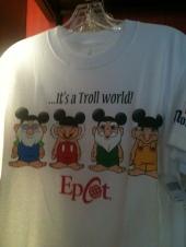 Troll shirt in Norway Showcase