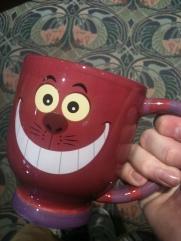 Chesire Cat mug