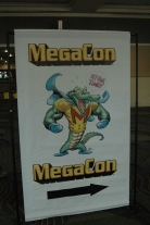 Day one of MegaCon 2013