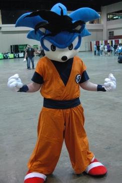 Sonic Dragonball Z