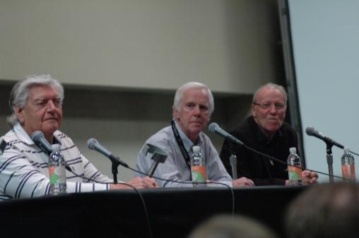 David Prowse, Jeremy Bulloch, Paul Blake