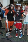 Psycho and Gaige @ MegaCon 2013