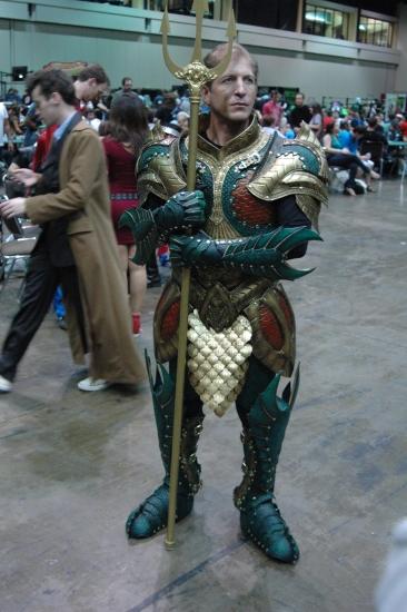 Armored Aquaman