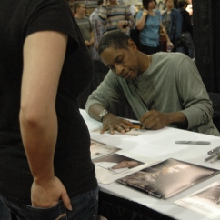 Tim Russ aka Tuvok from ST:Voyager