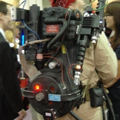 Ghostbuster's proton pack