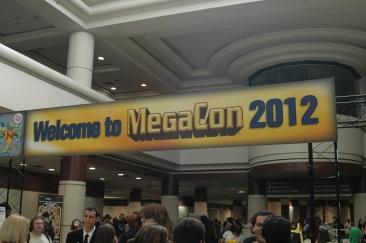 MegaCon 2012