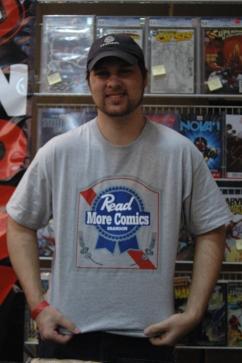 PBR! Read More Comics in Brandon, FL