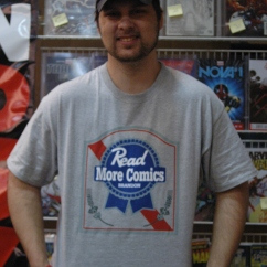PBR! Read More Comics in Brandon, FL