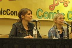 Lauren Cohan and Emily Kinney from Tampa Bay Comic Con
