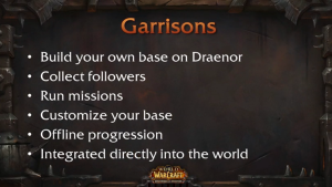 garrisons