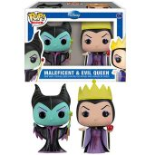 Maleficent & Evil Queen from Disney films