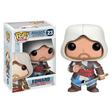 Edward Kenway from Assassin's Creed 4