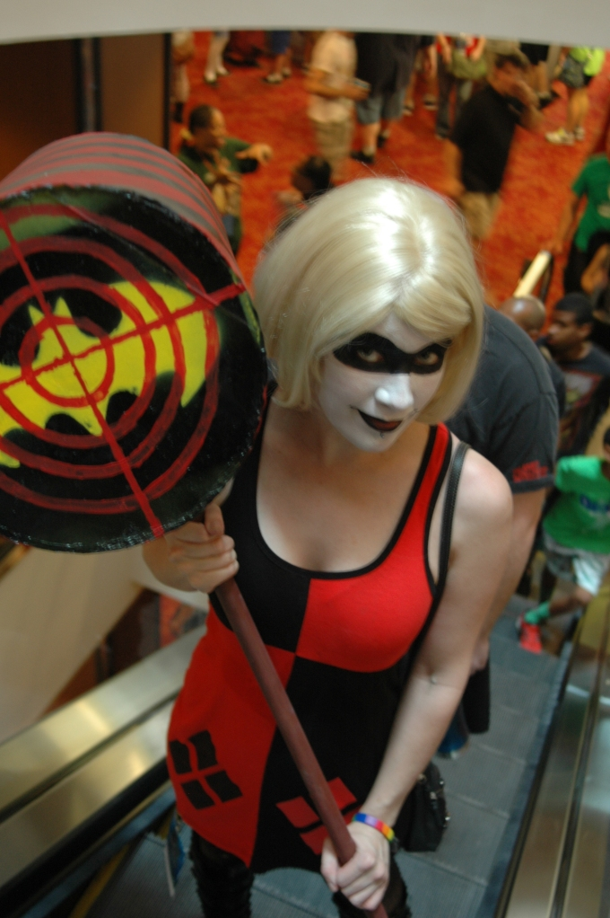 Harley Quinn from Dragon Con 2013