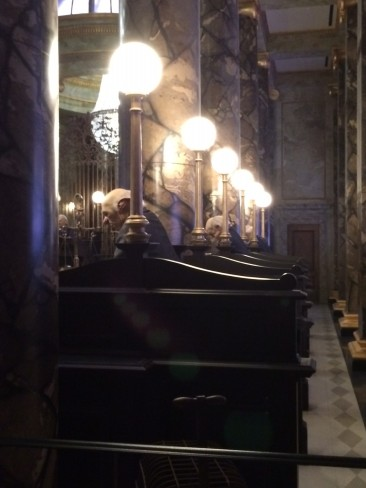 More of Gringotts