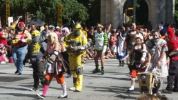 Borderlands group @ DragonCon 2014 parade