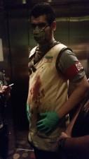 DR Zed in elevator @ DragonCon 2014